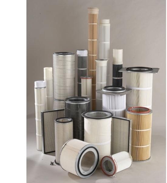 Przemysłowe filtry przemysłowe EurPol